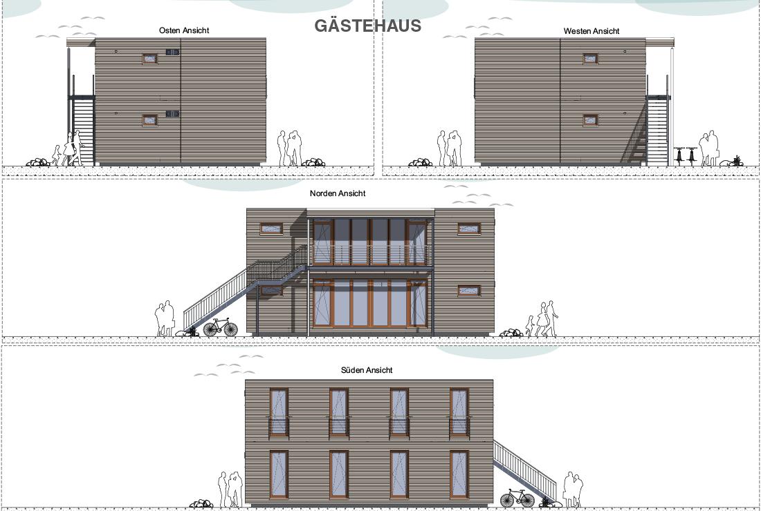 Projekt Lindenberg, Gästehaus, Grundwert Bayern