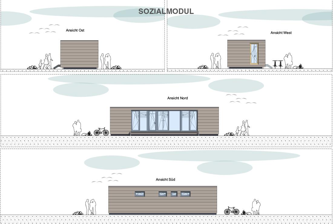 Projekt Lindenberg, Sozialmodul, Grundwert Bayern